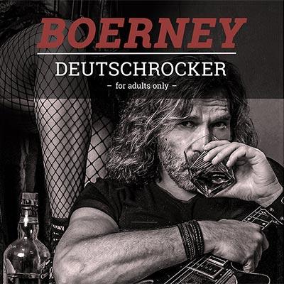 Boerney Deutschrock Plattencover